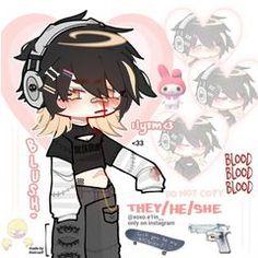 Cute Anime Character, Character Art, Character Design, Anime Girl Neko, Cute Anime Chibi, Cute Drawlings, Cute Art, Anime Poses Reference, Art Reference