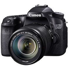 Canon EOS 70D : Test complet