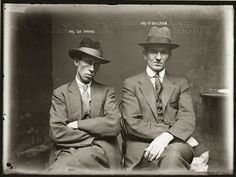 Mugshots by Historic Houses Trust