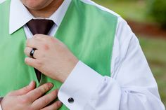 5 Ways to be an Eco-Friendly Groom