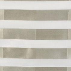 Byrnes Platinum by DF Monogram Drapery Fabric, Sheer Fabrics, White Fabrics, Drapery Styles, Geometric Fabric, Silver Fabric, Color Names, Fabric Design, Printing On Fabric