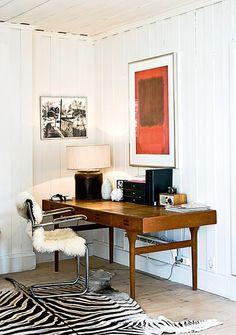 Bo bedre - norwegian home office