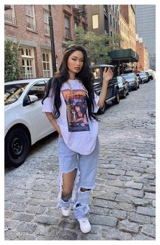 Glamouröse Outfits, Skater Girl Outfits, Baddie Outfits Casual, Indie Outfits, Teen Fashion Outfits, Retro Outfits, Cute Casual Outfits, Polyvore Outfits, Skater Girl Style