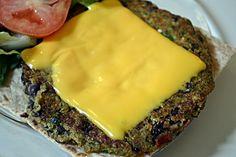 Easy Weight Watchers Black Bean Burger recipe. 4 PointsPlus, Make-Ahead! Freeze!