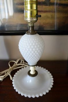 Trash to Treasure: Lamp Makeover