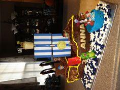 My Jake and the Neverland Pirates cake