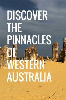 As ethereally stunning as the fairy chimneys in the Cappadocia's in Goreme, Turkey, visiting the Pinnacles of Western Australia will provide an experience like no other. The Pinnacles are one of Western Australia's and Australia's unique landscapes Vietnam Travel, Thailand Travel, Japan Travel, Italy Travel, Moving To Australia, Australia Travel, Europe Travel Outfits, Travel Route, Travel Tips