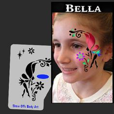SEP Bella Fairy Profile – SOBA - Show Offs Body Art
