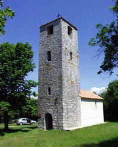 st vid / krk / croatia 11th - 12th century #croatia #preromanesque