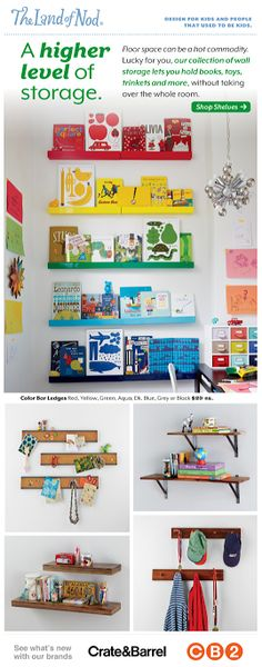 The Land of Nod storage email 2014