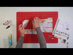 Cake Mix Recipe 2 by Miss Rosie's Quilt Co. for Moda - YouTube