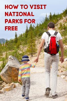 Want to visit the national parks with your family on a budget? Here are our tips on how to visit national parks for free.