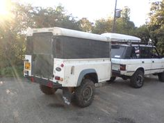 land rover trailer - Google Search