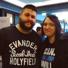 I met Owens for the 1st time, really nice Guy   #kevinowens #fightowensfight #ko #wwe #wwelive #wwebremen #wwegermany #germangirlsontour