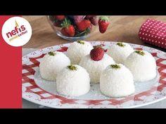 Fincan Tatlısı - Sütlü Pratik Tatlı Tarifi - YouTube