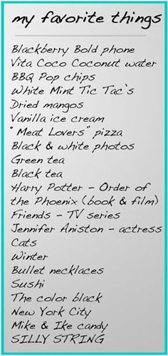 """Greyson Chance's list of his """"Top 21 Favorite Things"""" (OH LOOK, HE LIKES CATS I FREAKIN LOVE HIM MUCH MORE)"""