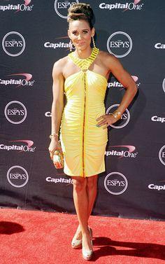 2013 ESPY Red Carpet: Lolo Jones
