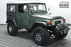 1978 Toyota Land Cruiser Buy Now of $35,000