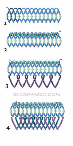 free-beading-tutorial-necklace-pattern-2-1