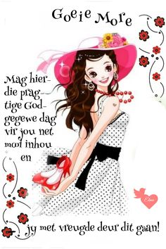 Goeie More, Good Morning Messages, Disney Princess, Disney Characters, Prague, Good Morning Wishes, Disney Princes, Disney Princesses