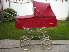 Pram Stroller, Baby Strollers, Baby Prams, Baby Carriage, Vintage Toys, Artsy, Retro, House Design, Children