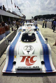 Vintage Auto, Vintage Cars, Watkins Glen, Can Am, Automotive Art, Auto Racing, Race Cars, Porsche, Motorcycle