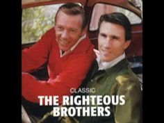 """Unchained Melody Lyrics Sung Beautifully by The Righteous Brothers. Written in """"Unchained Melody"""" has become one of the most-recorded songs of the Bible Songs, Music Songs, Music Videos, Cd Cover, Album Covers, Bobby Hatfield, The Righteous Brothers, The Time Tunnel, Unchained Melody"""
