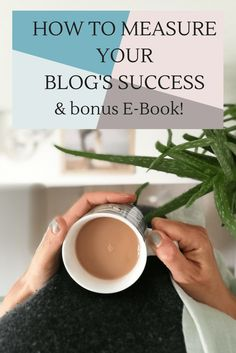 Lucy explains how, what and why you should be measuring your blog's success through Google Analytics. Plus she gives you a FREE e-book!