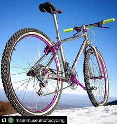 Dear Kona, what happened after HeiHei full ti Bicycle Paint Job, Bicycle Painting, Mt Bike, Bmx Bicycle, Moutain Bike, Mountain Biking, Mtb, Kona Bikes, Adult Tricycle