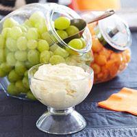 Cream Cheese and Yogurt Fruit Dip