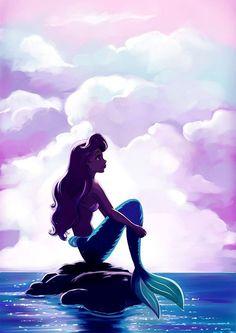 Little mermaids, ariel wallpaper, mermaid wallpapers, ariel disney, mermaid Disney Dream, Cute Disney, Disney Magic, Disney E Dreamworks, Disney Movies, Disney Pixar, Disney Characters, Ariel Wallpaper, Wallpaper Iphone Disney