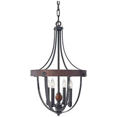 Buy the Feiss Antique Forged Iron / Charcoal Brick Direct. Shop for the Feiss Antique Forged Iron / Charcoal Brick Alston 4 Light Single Tier Chandelier and save. Chandelier Design, Industrial Chandelier, Chandelier Ceiling Lights, Pendant Chandelier, Pendant Lighting, Rustic Industrial, Empire Chandelier, Ceiling Pendant, Ceiling Fans