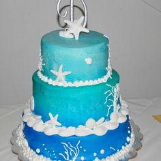 Under the Sea Sweet Sixteen Specialty Cake Essence of CakesPart 1