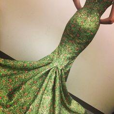 Платье Zac Posen <3