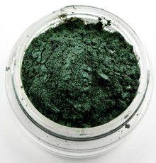 Emerald Smoke Eye Candy Mineral Eye Shadow