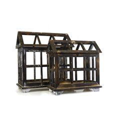 2 Piece Rectangular Terrarium | Wayfair