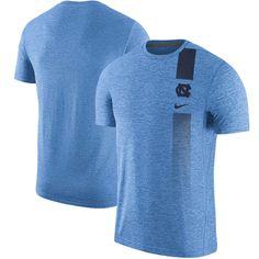 the latest b3b57 2cf1d North Carolina Tar Heels Nike Gradient Touch Performance T-Shirt - Carolina  Blue