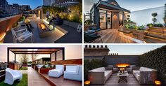 These 10 Rooftop Decks Are Always Ready For Outdoor Entertaining