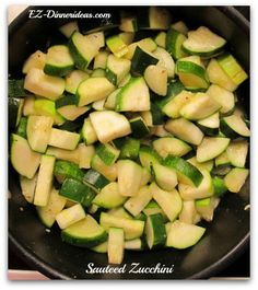 Sauteed Zucchini An Easy Side Dish Healthy and Fast To Make Great Clean Eating