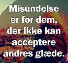 misundelse