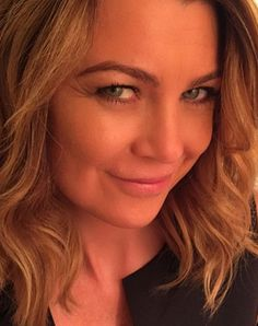 Ellen Pompeo Swears By Organic Beauty Products U0026 Back To Basic Workouts.  Her · Meredith GreyEllen ...