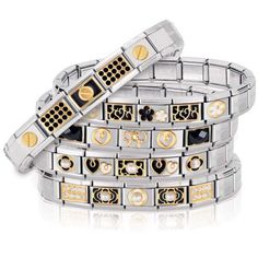 ea968b08778a 7 Best Nomination Bracelet Addiction images
