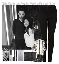 """Night Out in Los Angeles Meeting Fans with Liam"" by elise-22 ❤ liked on Polyvore featuring Topshop, River Island, Yves Saint Laurent, 3.1 Phillip Lim, MAC Cosmetics, shu uemura, NARS Cosmetics, Wet n Wild and ASOS"