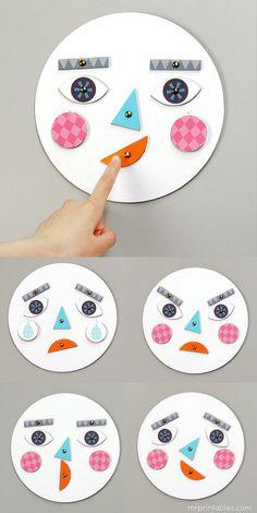 Reconocimiento de expresiones faciales (DIY) | Futuros Fonoaudiólogos