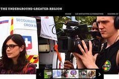 The Underground Greater Region : des jeunes européens partent à la découverte d'initiatives alternatives