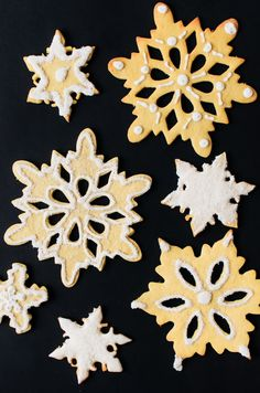 The best cut-out sugar cookies you can make! A delicious dough, with tips for cutting out pretty shapes and easy decorating.