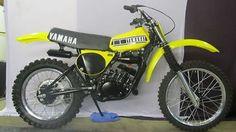 1977 Yamaha YZ125
