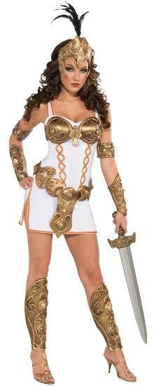 Greek warrior princess.