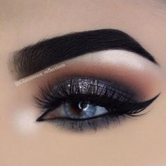 24 Sexy Eye Makeup Looks Give Your Eyes Some Serious Pop - Gorgeous eye makeup #eyemakeup #makeup #sexyeyes #eyeshadow