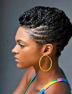 Pleasing 1000 Images About Cornrows On Pinterest Cornrow Corn Rows And Short Hairstyles Gunalazisus